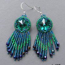 365 earrings - серьги 34 и 35