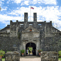 Cebu, Fort San Pedro