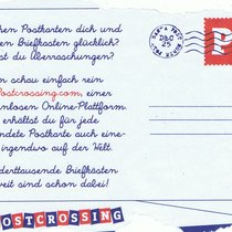 Collage 5 - Postcrossing