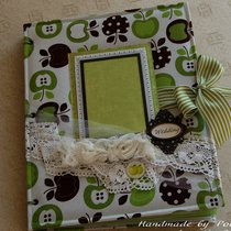Green apple guestbook