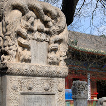 Храм Восточного Пика - Dongyui Temple (东岳庙)/Beijing Folk Customs Museum