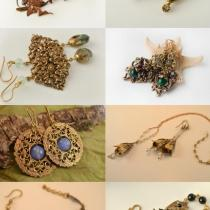 Моя Vintage brass collection