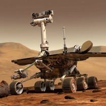Opportunity Rover 2004 -2019