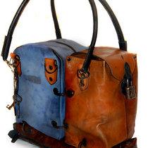 Новые цвета и новое исполнение одного из первых наших трансформеров.  Эта сумка, описание и цена на нашем сайте