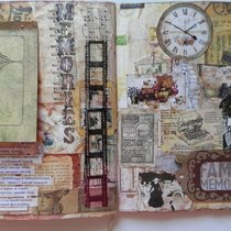 """Твой JournalCraft"" 6 от Ruth Bernal"