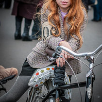 Tweed Ride Moscow 2012
