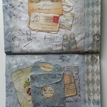 "Урок 8 ""Твой JournalCraft"" от Ruth Bernal"