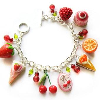 И сладкое немного работ на тему ягод и